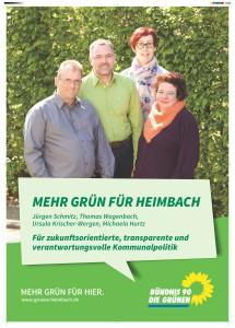 Kandidaten Heimbach 2014