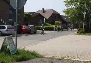 Gudrun Radtour