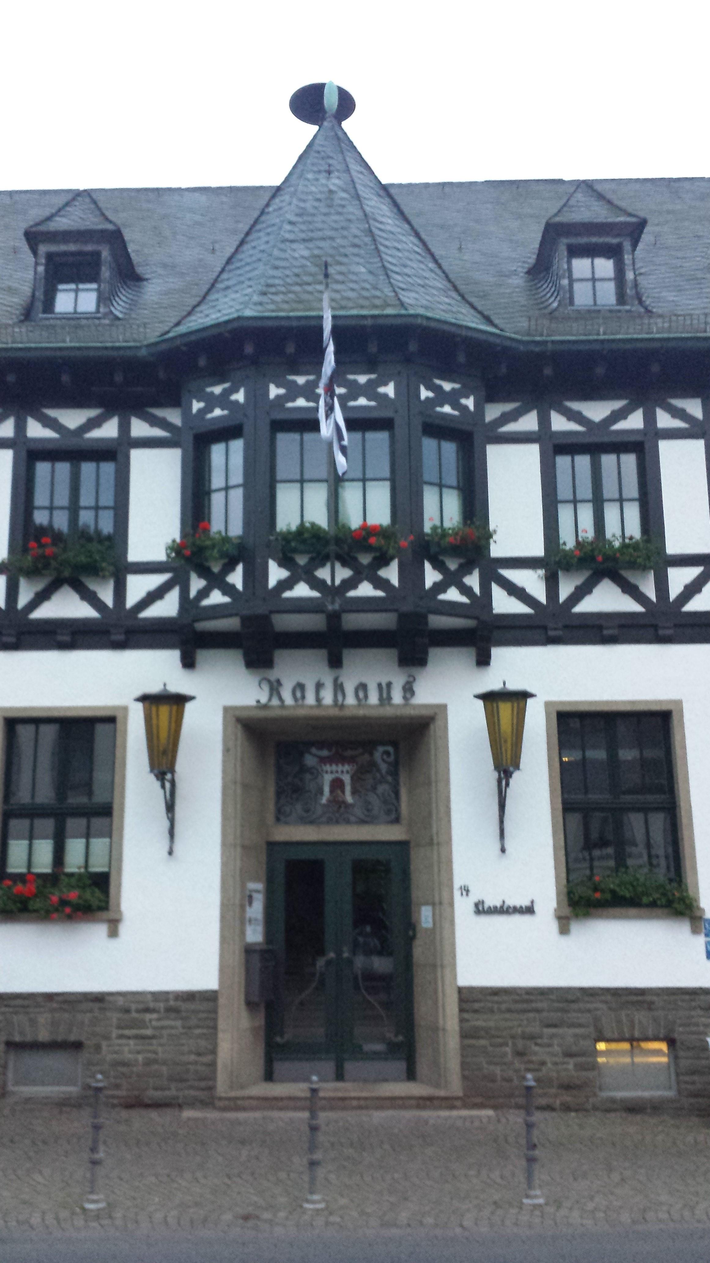 Altes Rathaus Heimbach