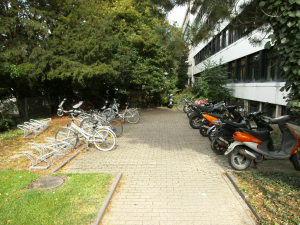 Fahrradständer BK Technik