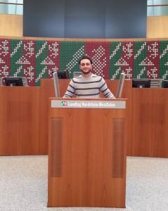 Anas im Landtag 26.05.2015