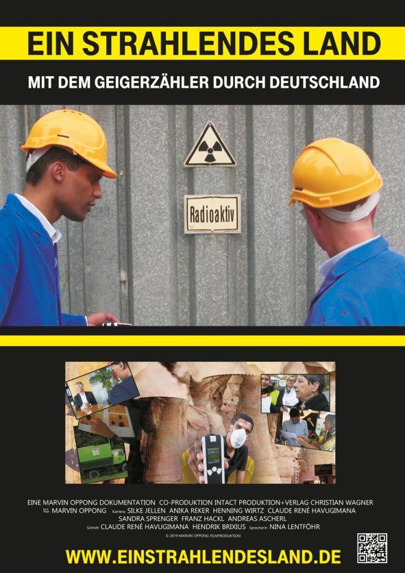 """Filmplakat """"Ein Strahlendes Land"""""""