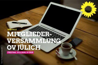 Mitgliederversammlung Jülich